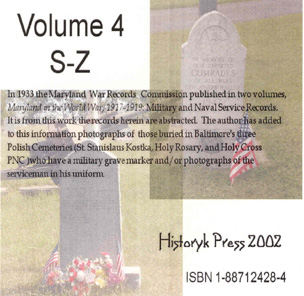 World War I - Volume 4
